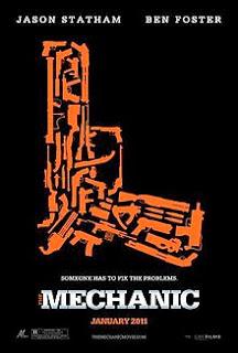 Sinopsis Film The Mechanic (2011)