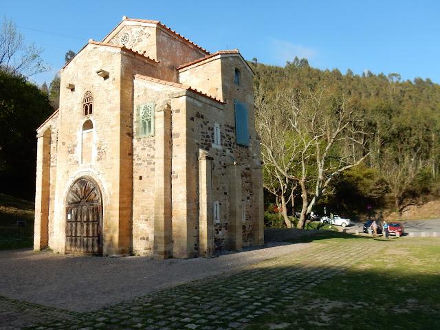 San Miguel de Lillo, Oviedo, La Vetusta, España, Elisa N, Blog de Viajes, Lifestyle, Travel