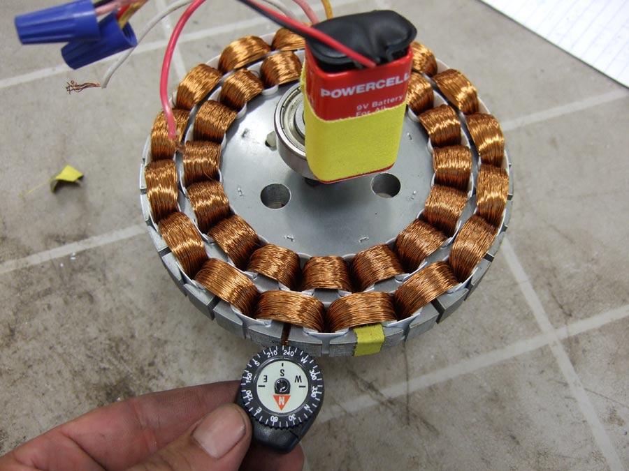 Ceiling Fan Motor Repair