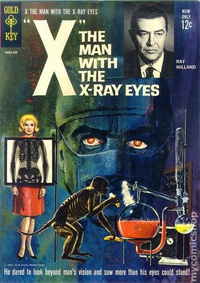 X: The Man with the X-Ray Eyes [1963] [DVDR] [NTSC] [Subtitulado]