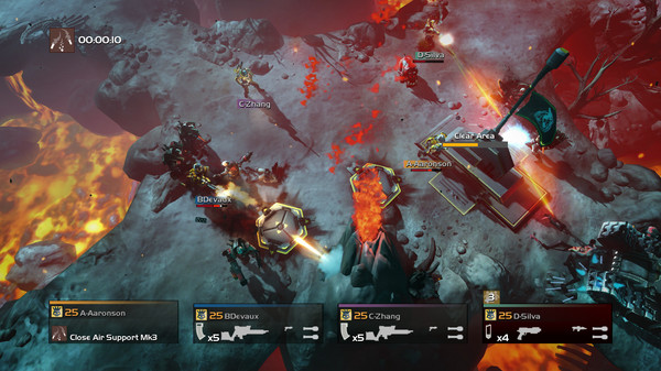 HELLDIVERS A New Hell Edition PC Game