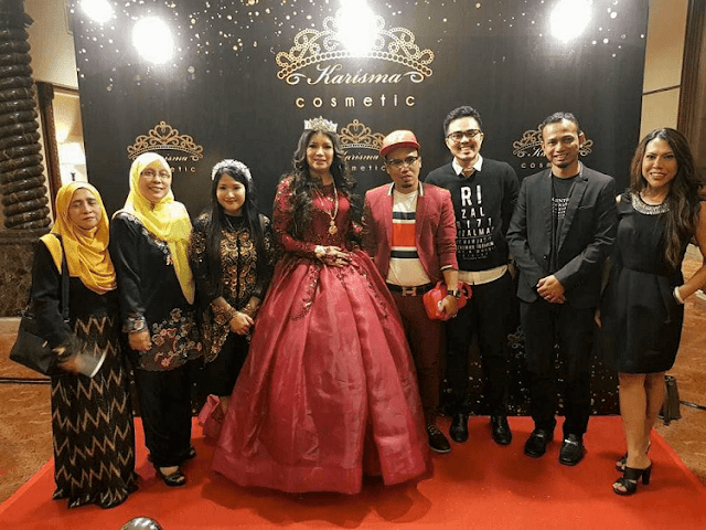 Karisma Cosmetic Annual Award Dinner 2018, Palace Of The Golden Horses, Blogger Malaysia,