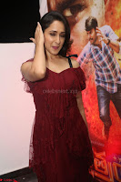 Pragya Jaiswal in Stunnign Deep neck Designer Maroon Dress at Nakshatram music launch ~ CelebesNext Celebrities Galleries 061.JPG