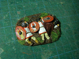 28mm Late Roman Casualty Markers