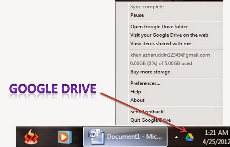 how to get google drive offline