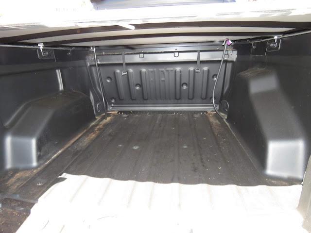 Fiat Toro - Caçamba - Porta-Malas