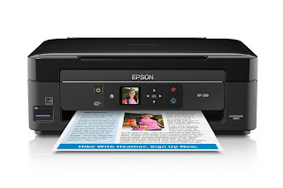 Epson Expression Home XP-330 Small-in-One All-in-One Printer Driver Download
