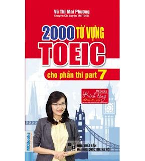 2000 từ vựng Toeic