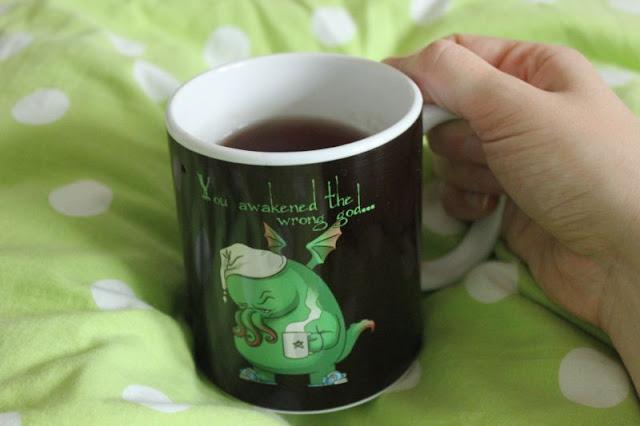 Cthulu-Tasse im Wochenrückblick