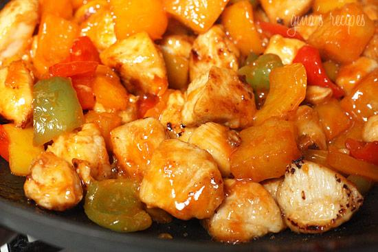Paleo Thai Pineapple Chicken Curry