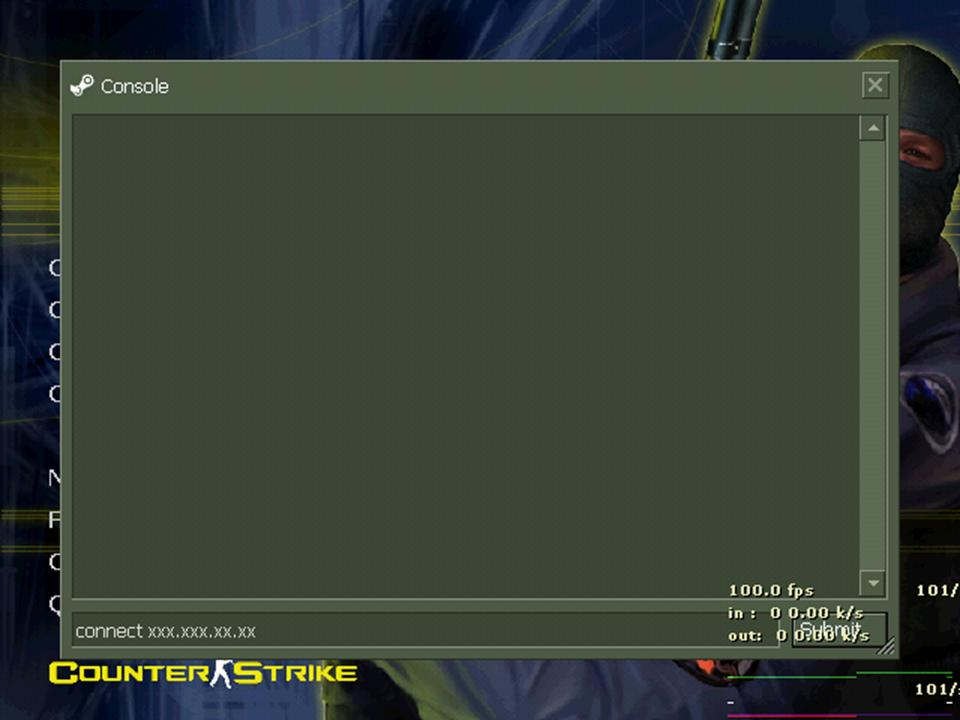 CS gå matchmaking server
