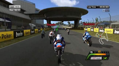 Download Game MotoGP (USA) ISO/CSO PSP PPSSPP Full Version Free Download