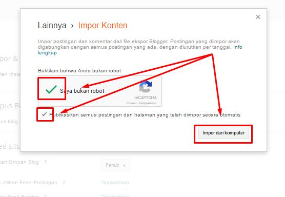 Cara Membuat Postingan Blog Secara Otomatis untuk Daftar adsense