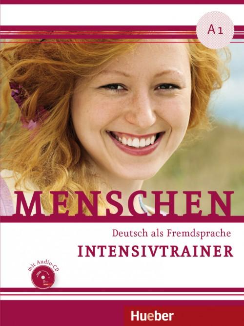 حصريا كتاب جديد Menschen A 1 Intensivtrainer للمبتدئين