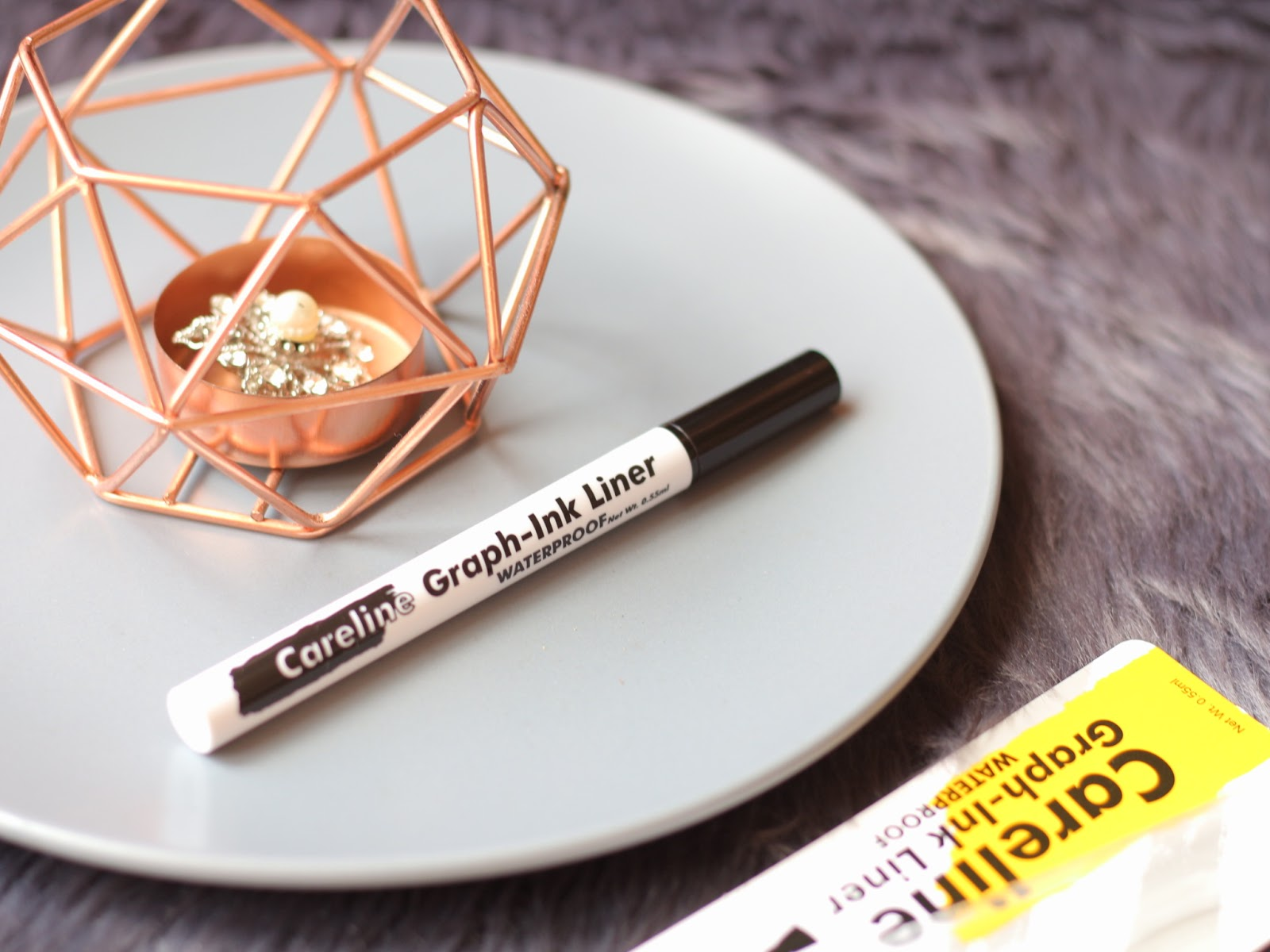 Careline Graph Ink Eyeliner Liner Review Stila Cosmetics Dupe