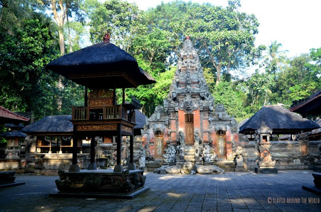 Templo Monkey Forest Ubud