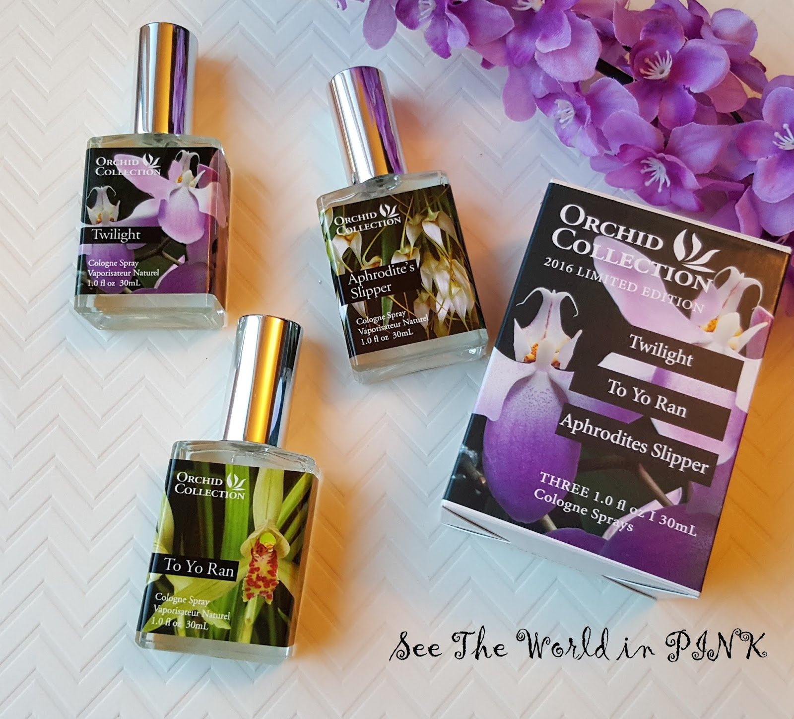 demeter orchid fragrance collection mother's day