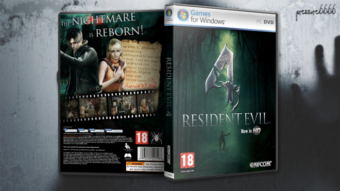 Download Free Games: Download Resident Evil 4 PC Highly