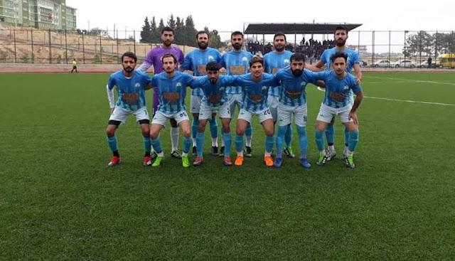 Bozova 75.Yıl Gençlikspor 3-2 kazandı