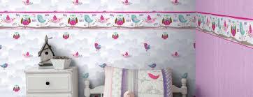 empapelado dormitorio niña