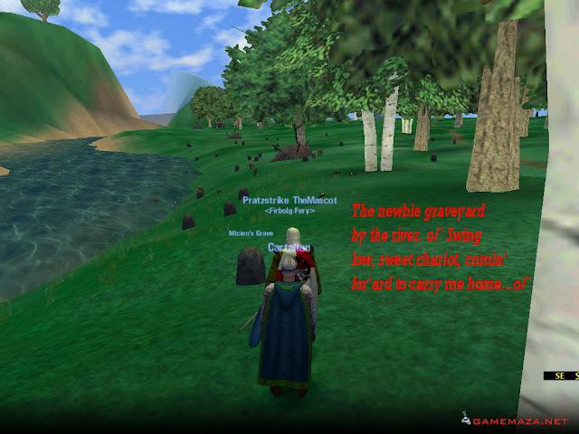 Dark Age of Camelot Gameplay Screenshot 2