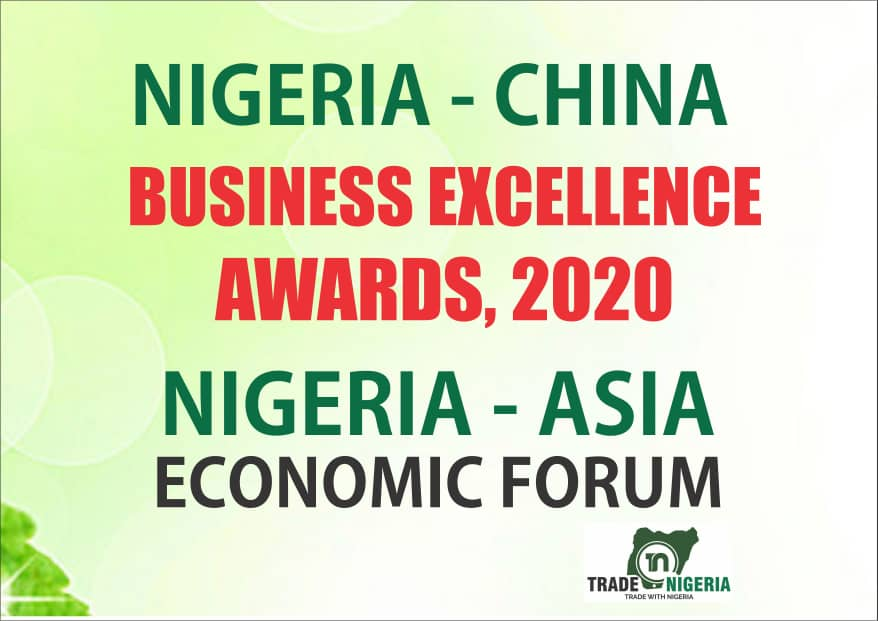 NIGERIA CHINA BUSINESS EXCELLENCE AWARDS