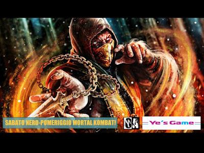 Sabato NERD: Mortal Kombat