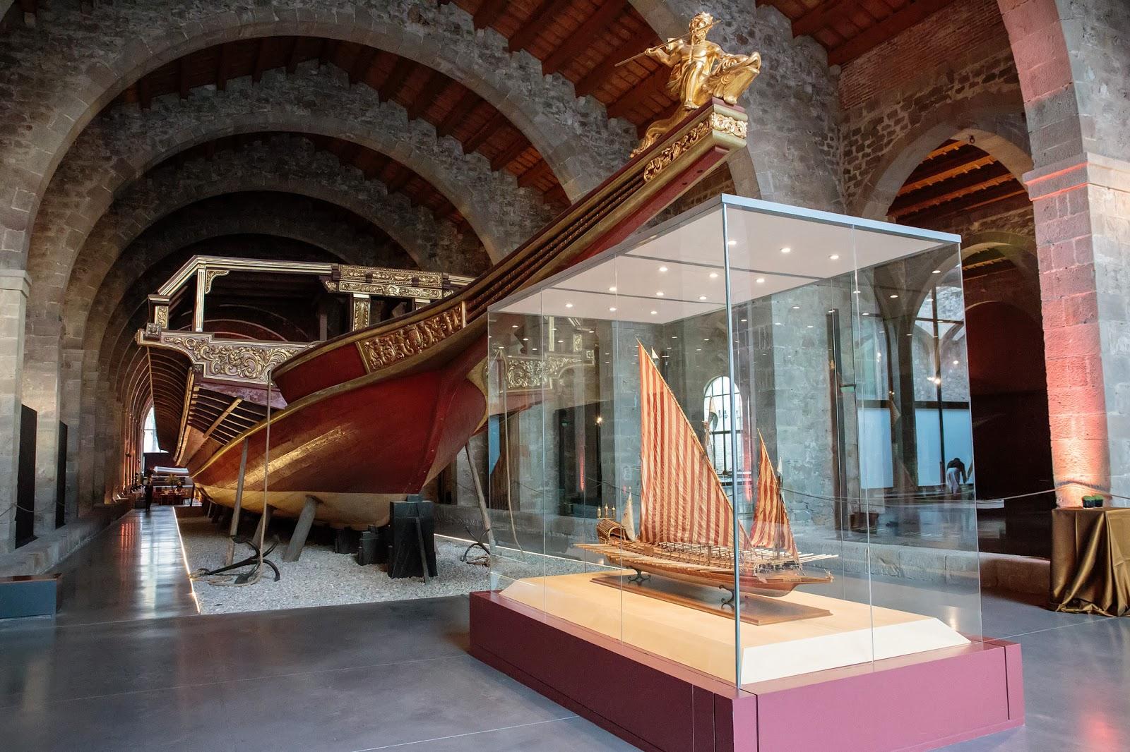 цвет морской музей барселоны фото останутся