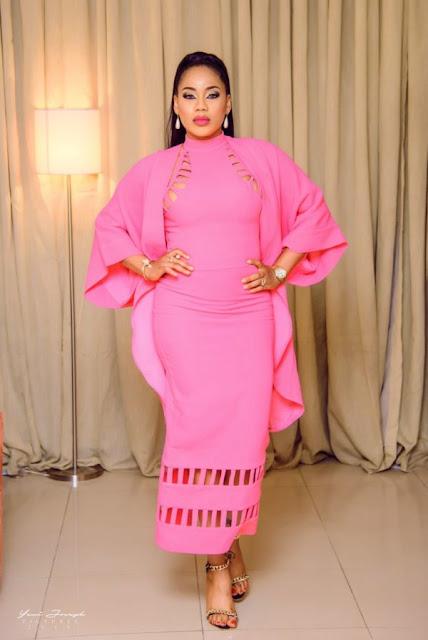 Fashion Designer Toyin Lawani