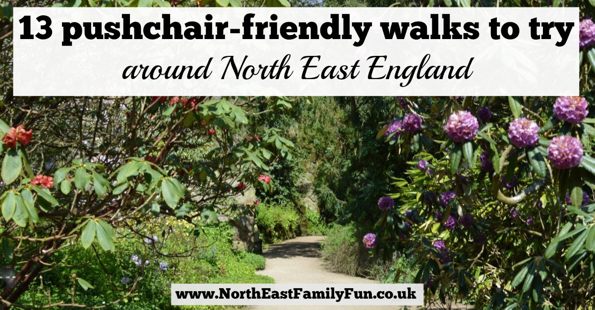 13 of the best pushchair-friendly walks around North East England as recommended by local parents