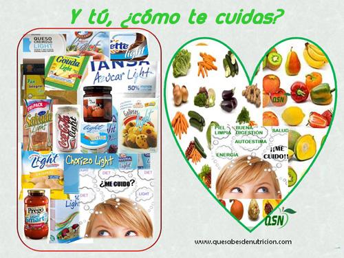 QSN: Los mejores alimentos los da la Naturaleza