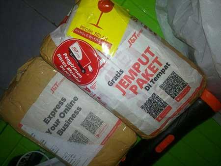 Cara Kirim Paket J&T Express Layanan Jemput Ditempat