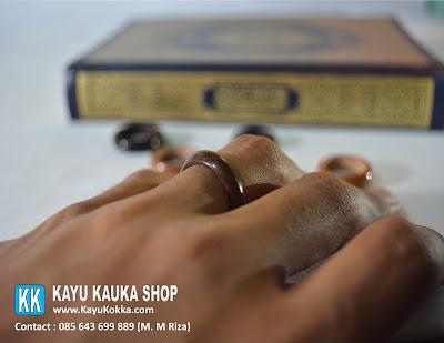 Cincin kayu Kokka Murah