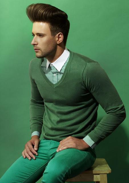greenery masculino