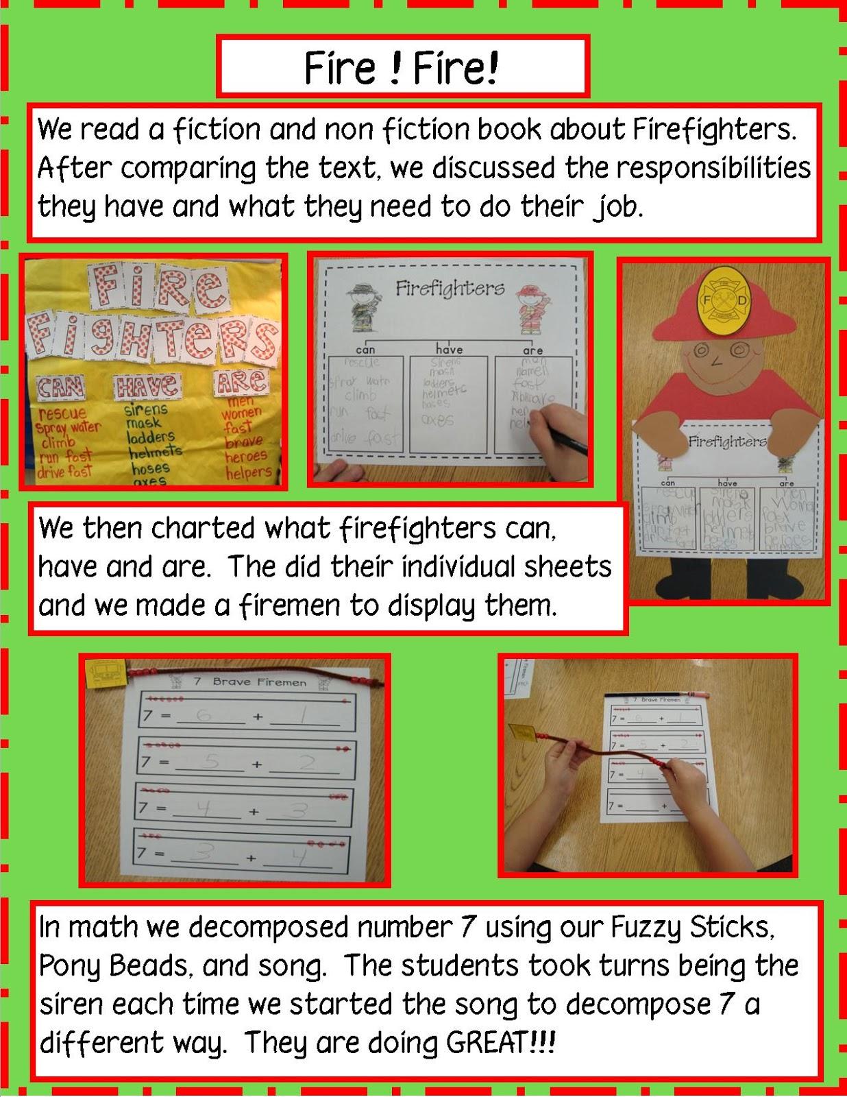 Golden Gang Kindergarten Fire Safety