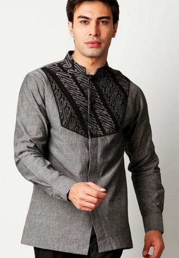 BusanaMuslim Model Baju Koko Rabbani Eksis Dengan Gaya