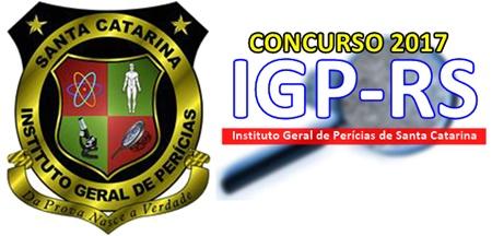 Concurso IGP-SC 2017