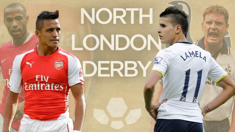 A História do North London Derby - Tottenham x Arsenal