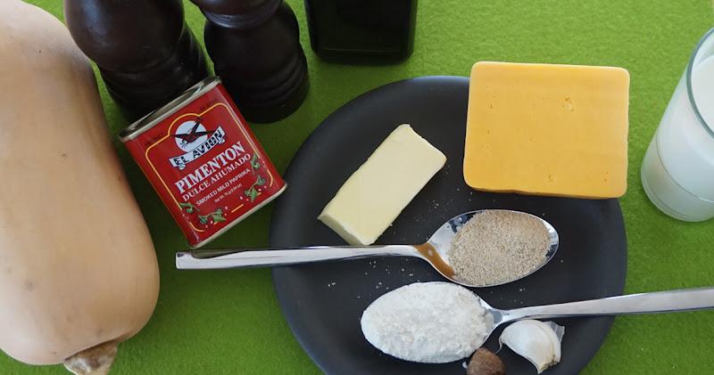 Butternut & Cheese – Zutaten