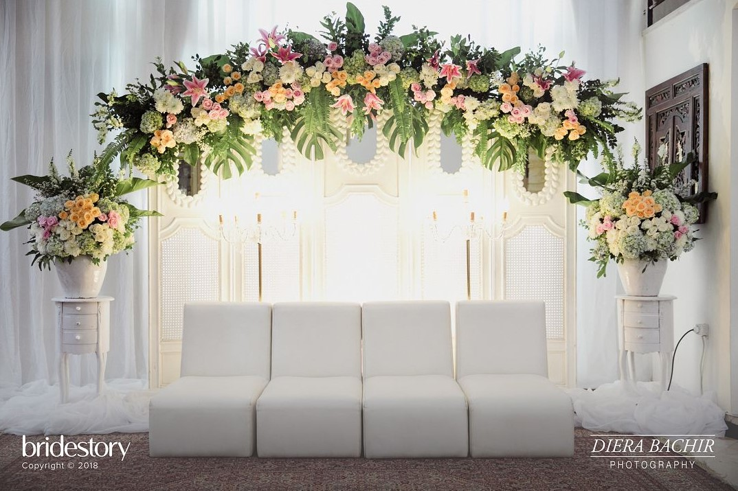 Portal Islam Id 34 Dekorasi Pernikahan Simple Sederhana