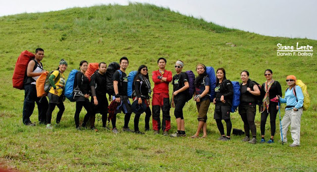 Batang Hamog Mountaineers