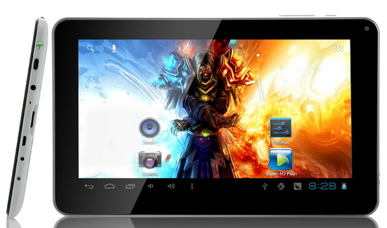 Tablet firmware a13