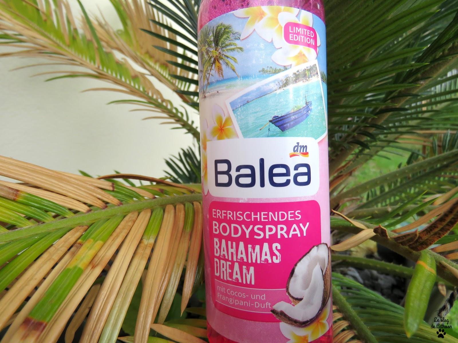 Bahamas Dream - Brume Corporelle - Balea dm