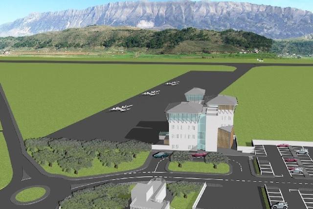 Korça Airport, a € 25 million project