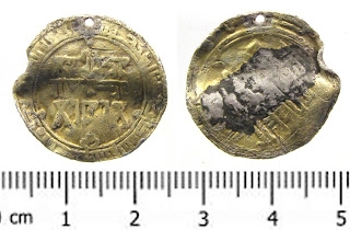 Viking Metal: Islamic coins as jewellery: finds from Viking