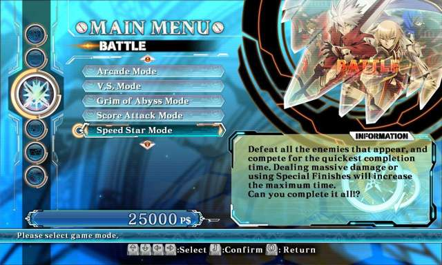 BlazBlue Centralfiction PC Full