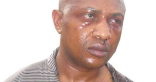 Evans weeps, says they've been beating me, no good food