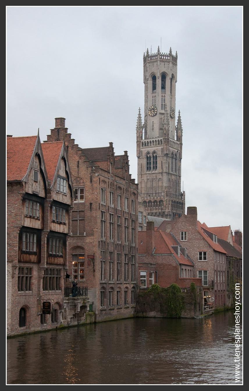 Torre Belfort Brujas