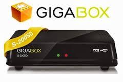 GIGABOX S200 SD NOVA ATUALIZAÇÃO MODIFICADA V2.69 - 04/02/2018
