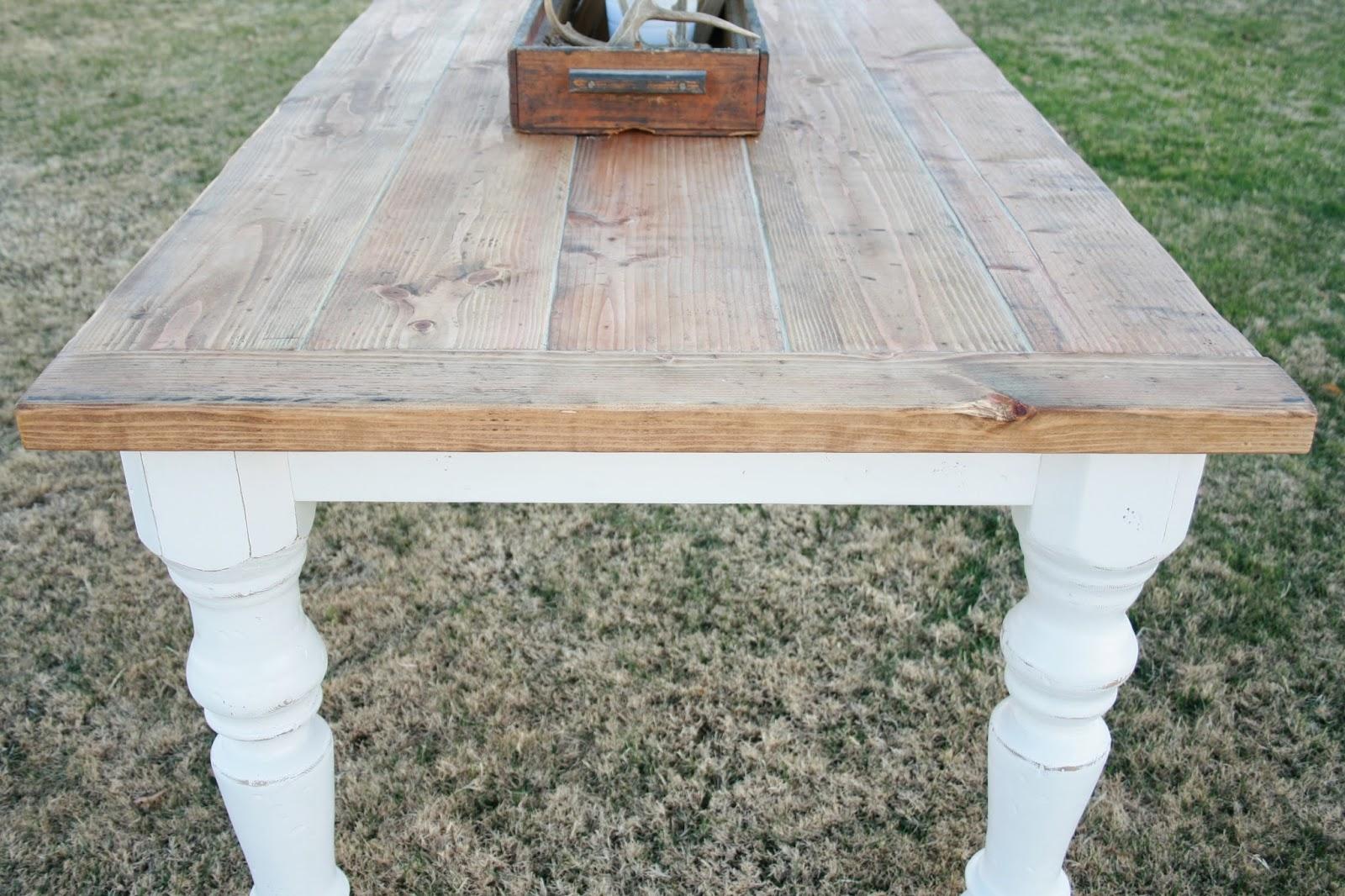 Grand Design Farmhouse Table